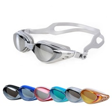 Sinle swim goggles anti fog arena goggle swimming equipment prescription swim goggles waterproof