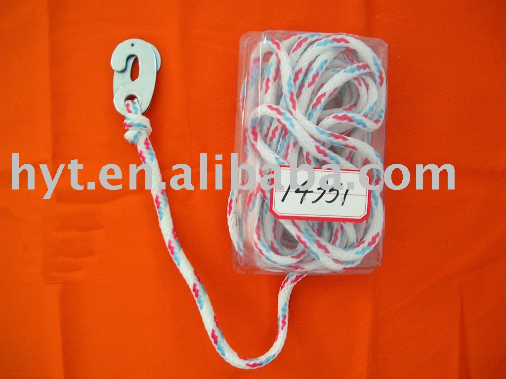 anchoring Yacht Rope