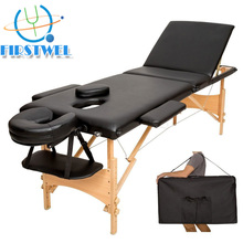 portable ayurveda massage table with carry bag,luxury massage table