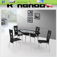 modern Oval cheap Glass Dining Table