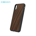 Bulk buy from China tpu wood phone case for Iphone X wood case