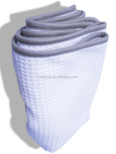 Factory Direct Wholesales Waffle-Textured golf clubs Towels with printing logo