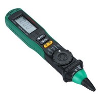 New Mastech MS8211D Digital Multimeter Pen-type Logic Level Test Auto Range Current Measurement Electrical Meter Carrying Bag