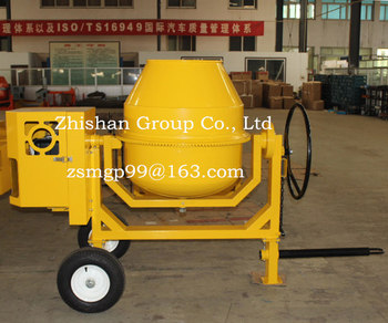 CM400(CM50-CM800) Diesel Gasoline Electric engine Concrete Mixer