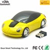WM-05 Best Promotional Item Car Shape USB Optical Mouse 2.4g Wireless Mouse Driver