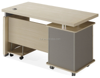 Low Price Office Attractive Design High Quality Computer Desk(FOH-6F-31)