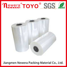 super clear water proof plastic wrap film protect for cartons
