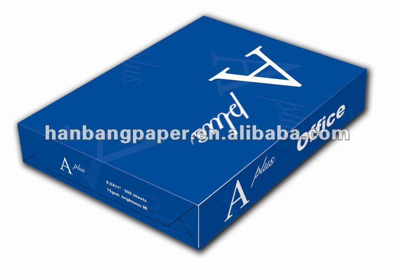 Wholesale a large number of high quality new A plus a4 copy paper