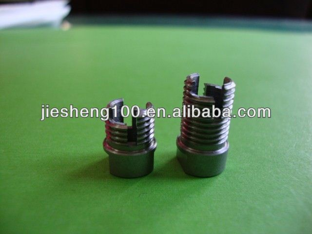 CNC automatic spare partturning machine parts