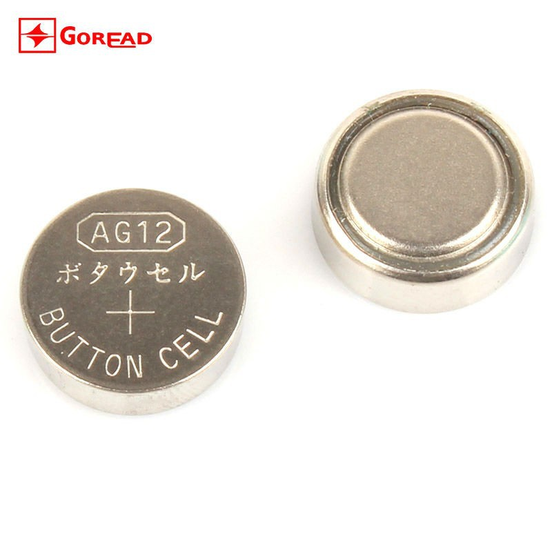 SUPER alkaline 1.5V button cell AG12 button battery for Clocks Watches Calculators Computers Cameras Digital Cameras
