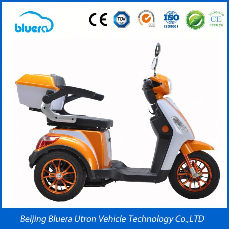 Hot Sale Petrol And Electric Double 2 Seat Mobility Scooter