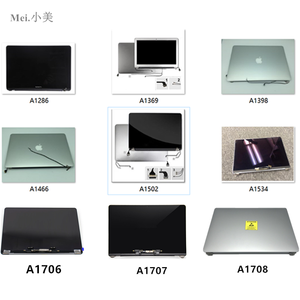 "LSN154YL02-A04 LSN154YL02-A03 1661-02532 For MacBook Pro Retina 15"" A1398 LCD Display Screen Assembly 2015"