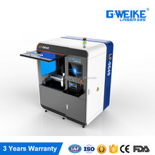 G.weike OEM supply 6040 500w metal cutting mini fiber laser marking machine