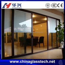 China famous brand Sound insulation glass garage door prices