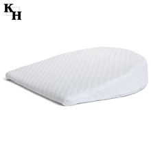 Memory Foam Bassinet Wedge and Pregnancy Wedge Pillow