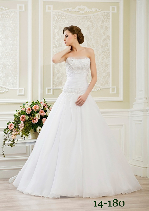 wedding dress 14-180
