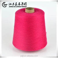 Viscose Nylon PBT Blended Core Spun