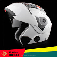 ABS shell flip up helmet with removable insert