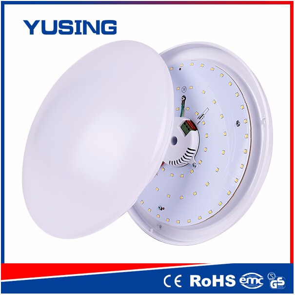 Italian Cheap Home Acrylic Motion Sensor Modern Led Ceiling Lamp For Room With Remote Control