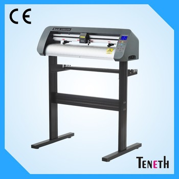 Scanner contour cut cutter plotter