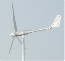 plastic windmill blades 2kw wind turbine domestic use