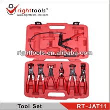 Right Tool 9pcs hose clamp pliers