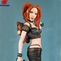 Custom Home Fashion Polyresin Artistic SexyAnime Girl Statue Figure