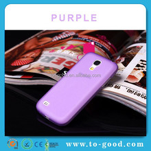 Alibaba China Rugged Smartphone Cases For Samsung S4 Mini I9190 (Purple)