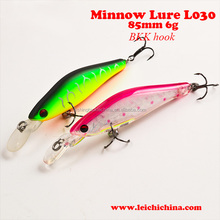 In stock hard plastic new fishing lures for 2014