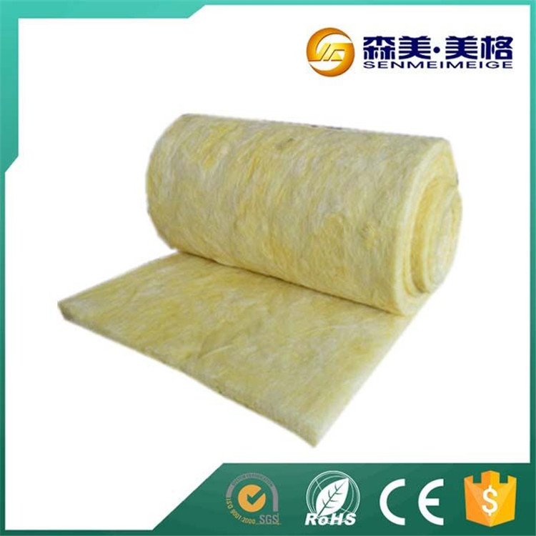 China suppliers wholesale factory roof insulation fiberglass wool crawl space