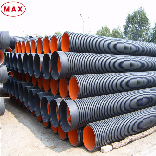 Recycled plastic drainage pipes diameter 750mm pe for Buy plastic pipe