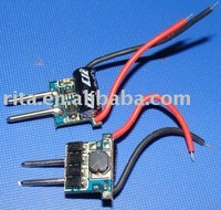 led constant current driver for 3W MR16 lights;DC/AC 12V input