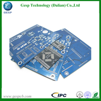 Single-sided 1 layer 0.2mm fr4 air purifier pcb