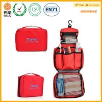 Wholesale college bags girls korea style travel makeup kits for sale