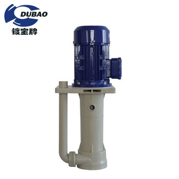 Vertical Acid and Alkali Pump idling pump with best price and high quality