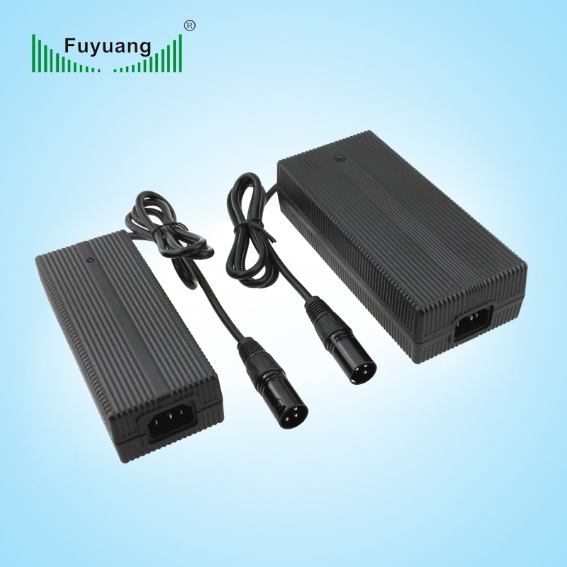 CE, UL portable electric scooter battery charger 29.2V 5A
