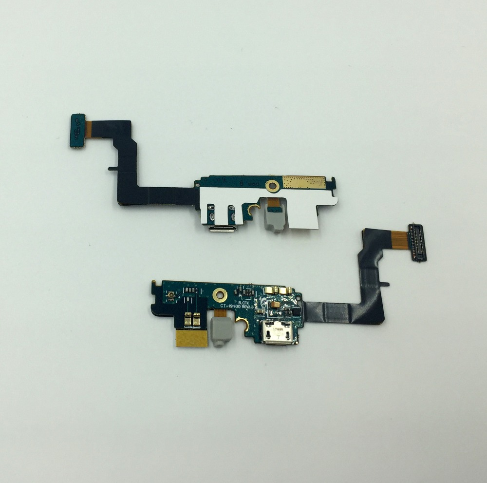 For Samsung Galaxy S2 i9100 Power Flex Charging Port Usb Charger Connector Port Plug Flex Cable