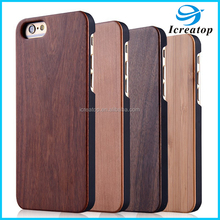 Cases with Button Left Open Wood Plastic Phone Case for iphone6,Case for iphone5,Case for Samsung S6 Wooden Case
