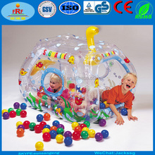 Kids Toys PVC Transparent Inflatable Submarine Ball Pit