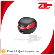 large capacity high quality motorcycle tail box top case /motorcycle rear luggage box