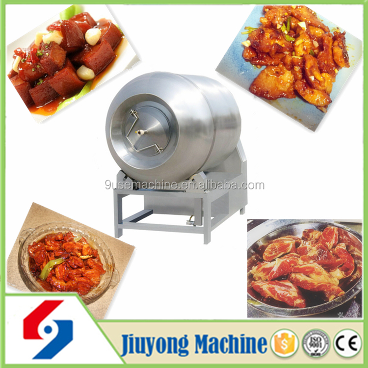 factory price automatic meat vacuum rolling kneading machine
