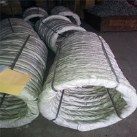 Big coil Hot Dipped Galvanized Wire with high ZInc coating