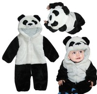 Walson product panda baby clothes other thickened cotton size 80-90-100 cm baby ha-clot