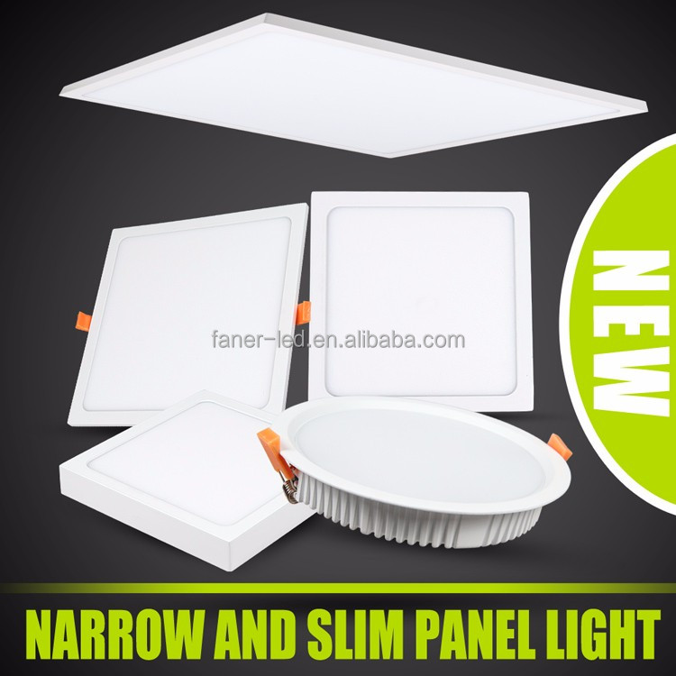 Top suppluer slim panel light led light panel led ceiling panel light with BIS CE certificate