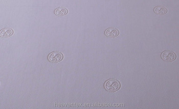 HX05107 100% Polyester Knitted Fabric for Mattress