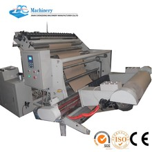 Automatic Jumbo Material Rolls Slitting and Rewinding machine/ Used Paper Slitter Rewinder Machine/ Non Woven Rolls Slitting