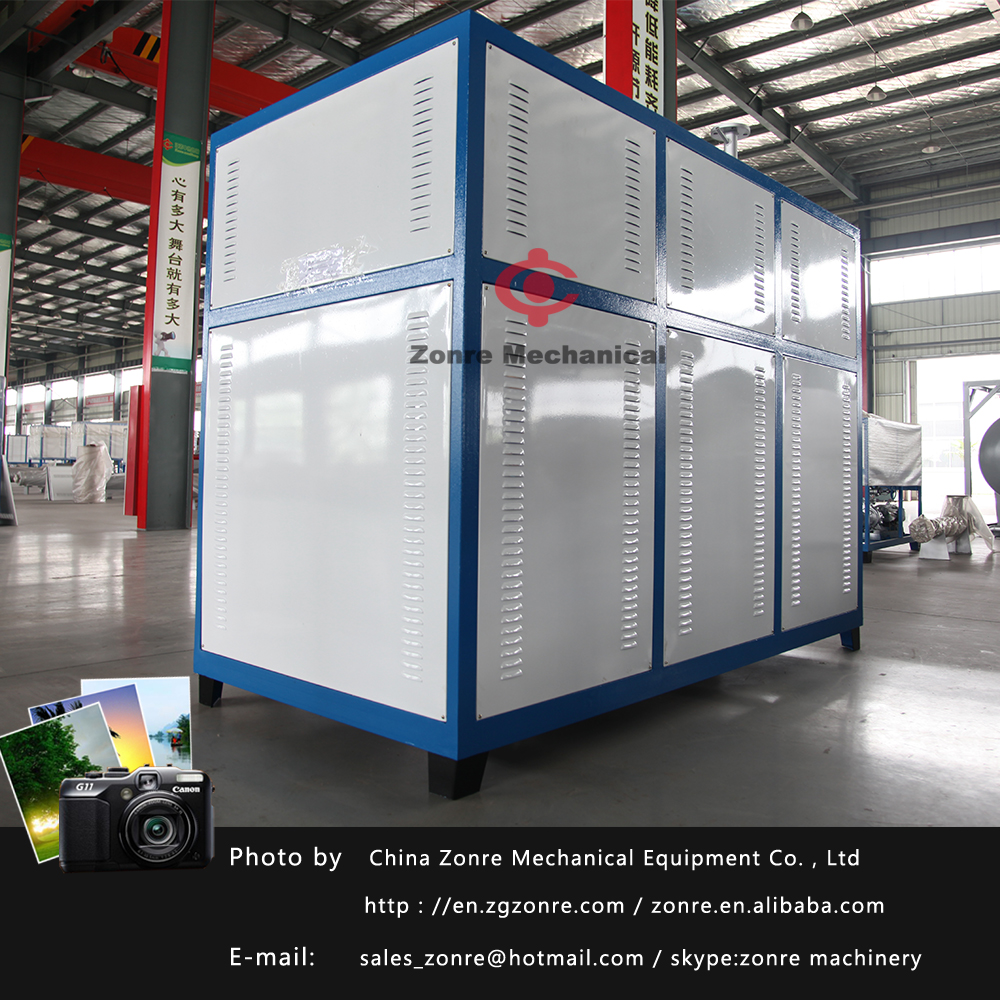 Zonre high quality Electric heat conducting oil furnace/ thermal oil heater
