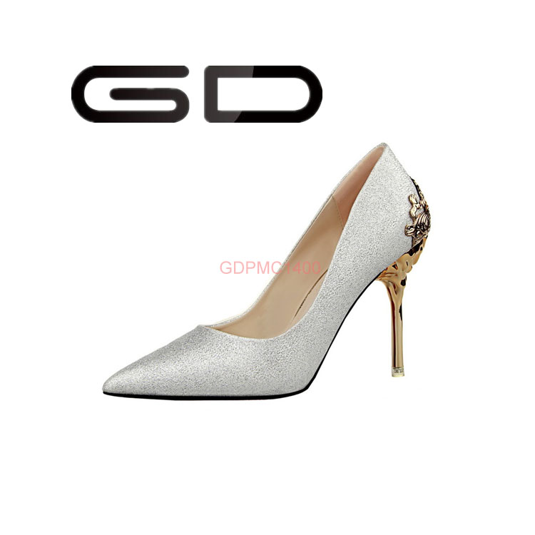 GD 2015 brand new pump at the bottom of the red high heels and sexy women wedding shoes