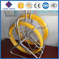 Good Fiber Rods & Epoxy Resin Reinforcing Fiberglass Duct Rods
