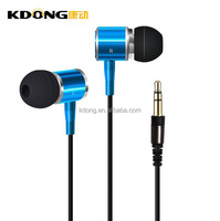 Metal handset universal in-ear headphones The magic sound mp3 computer headphones